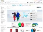 Riesige Auswahl Sportartikel, Sportbekleidung und Sportausrüstung von sämtlichen Top-Marken zu gà