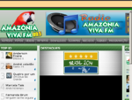 .. Amazônia Viva FM 89. 5MHz..