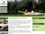 Amazon Kingfisher - Aitoja Elämyksiä! | Amazon Kingfisher - Brasilian matkat loma, kalastus, luon