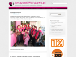 AmazonkiWarszawa. pl | Warszawskie Stowarzyszenie Amazonek na Bielanach