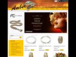 AMBER, jubiler, złoto, srebro, upominki, prezenty, bursztyn, obrączki, brylanty, Florenzo C