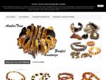 AmberTrue-unikatowa biżuteria z bursztynu bałtyckiego i drewna egzotycznego - Amber True
