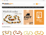 Certified Wholesale AMBER Jewelry Manufacturer. FAST SHIPPING, LOW PRICES, BEST SERVICE.