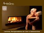 Lareiras Recuperadores de Calor Salamandras - AMBINIGMA