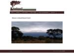Amboseli Research Centre