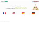 Amcan Ingrédients fournisseur d'ingrédients - arà´mes naturels - paille à boire - cuillère et