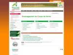 Aménagement corps de ferme - Picardie