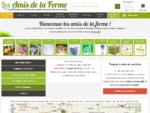 Accueil - Amis de la ferme Vente en ligne de Produits Fermiers, produits biologiques, produits sél