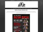 Arthur Molulas Martial Arts Centre