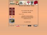 Floraria Amore Bacau - Home. Magazinul virtual al Florariei Amore. Flori si buchete de flori, aran