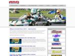 A. M. O. - Sportsystem - Importer i dystrybutor sprzętu kartingowego w Polsce