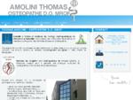 Amolini Thomas - Ostéopathe D. O. MROF à Istres