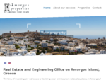 Amorgos Greece Real Estate Homes Houses for Sale in Amorgos