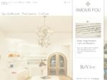 Amour Fou | Spa de Beauté, Parfumerie, Coiffeur by Ulla Huprich