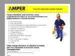 Amper - elektritööd | tugev -ja nõrkvoolutööd | käidutööd