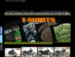 AMPS Harley-Davidson Auckland The only place to shop for Harley-Davidson and Triumph Motorcycles,