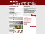 AMRIS, Izdelava spletnih strani, Grafično oblikovanje, Optimizacija sletnih strani, Programiranj