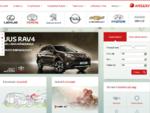 Amserv - Toyota, Peugeot, Opel, Chevrolet, Hyundai müük ja teenindus