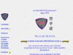 AMSG - Le club de Karateacute; de Guyancourt