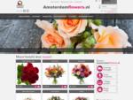 Bloemen Bestellen | Bloemen Bezorgen | AMSTERDAM FLOWERS
