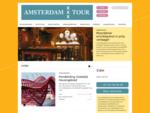 Amsterdam Tour België | Evenementen, bedrijfsfeesten en groepsuitjes in Amsterdam speciaal voor on