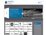 Amy nv Brugge I exclusief importeur voor Belgià« en Luxemburg I bouwbeslag I hang- en sluitwerk I br