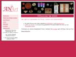 ANArt Almut Nitzsche - ComputerKunstHandwerk aus Annaberg - Startseite