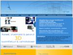 AN-Cadsolutions - 3D - koneet ohjelmistot ja palvelut - suunnitteluun ja valmistukseen