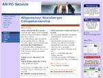 Allgemeiner Nuuml;rnberger Computerservice