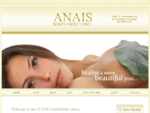 Anais Face and Body Works - Beauty Salon - Nedands - Welcome - Home