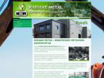 Ανακύκλωση μετάλλων Ασπρόπυργος | Κλειδάς Μέταλ