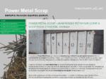 Ανακύκλωση Μετάλλων, Χαλκίδα | Power Metal Scrap