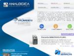 Analógica - Instrumentação e Controle | Calibração, fornos, muflas, estufas e softwares para ..