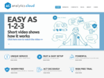 Analytics Cloud | Cloud computing with friendly service