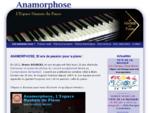 Anamorphose - L039;Espace Nantais du Piano - Piano nantes loire atlantique piano numérique occasio