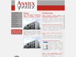 ANATEX - Pewność budowania