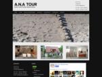 A. N. A Tour Apartamenty Międzyzdroje, Biuro Turystyczne, Apartamenty w Międzyzdrojach