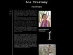 Ana Tristany - Pintora