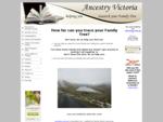 Ancestry Victoria