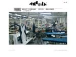Ancora - producent odzieży dziecięcej i młodzieżowej