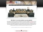 Bazar Andalus voor al uw Marokkaanse Salons Marokkaanse sedari Marokkaanse meubels Marokkaanse