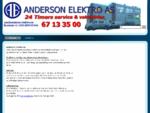 Anderson Elektro AS