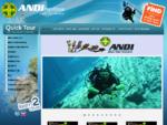 Andi Hellas Ltd - Diving Organization in Greece