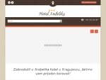 Hotel Andjelika Kragujevac - smeštaj u Kragujevcu