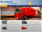 Autocaravanas Andrade, carroçarias e transformações