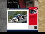 Andrea Perego - Rally - Sito Ufficiale