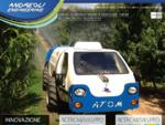Atomizzatori | trattori cingolati | macchine per raccolta olive | ANDREOLI ENGINEERING