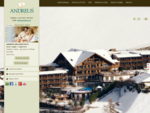 5 Sterne Golf Wellness Hotel SPA Resort - Andreus Südtirol St. Leonhard