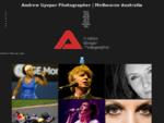 Andrew Gyopar Photographer | Melbourne Australia