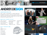 andrey. design